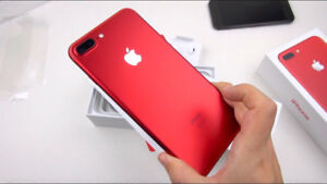 MY IPhone 7 Plus 128gb Limited Red & Samsung s6 (4 YOUR IPhoneX)