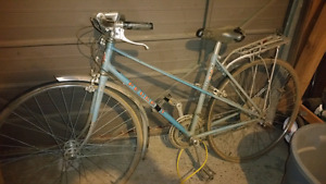 Peugeot recorde du mode 10 speed vintage bike