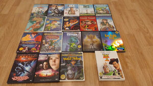 Lot de 20 DVD animation, disney, pixar, cartoon, bande-animé