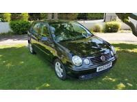 2003 Volkswagen Polo 1.9TDI Sport - CAM-BELT CHANGED:129,235 - 8 STAMPS