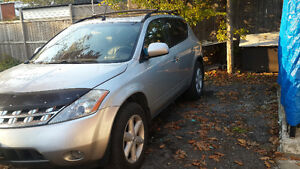 2004 Nissan Murano SE SUV, Crossover etest and safety