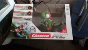 electric remote control Yoshi brand new not even open