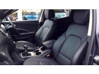 2015 Hyundai Santa Fe 2.2 CRDi Blue Drive Premium 5d Manual Diesel Estate