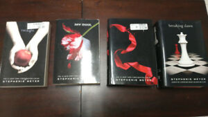BOOK SALE - Twilight (6 books)