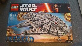 Lego starwars sets x 2