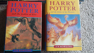 Rare Harry Potter Books