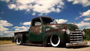 47-53 chevy 3100 wanted!