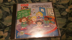 For sale: ABC SING ALONG CD