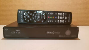 New Shaw Direct HD 800 Receiver