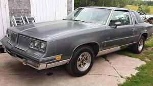 1986 olds cutlass sell or trade