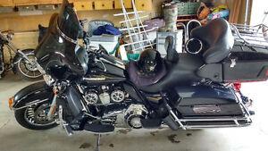 2012 Harley Davidson electra glide limited