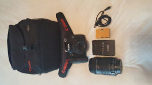 Canon EOS60D Camera with Tripod