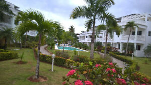 Beachfront 1 BDRM Condo in Las Terrenas, Samana