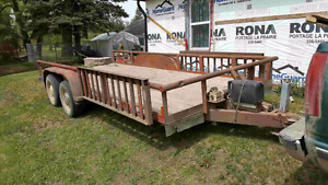16 foot trailer for sale