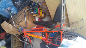 bicycles for sale (over five bikes useful for kids from 3y-11y)
