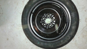 ONE SPARE TIRE - (On RIM) $40 MATRIX 2003 135/70/R16