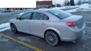 2008 SATURN AURA . LOW KMS. GOOD CONDITION.