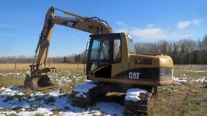Cat 312CL Excavator