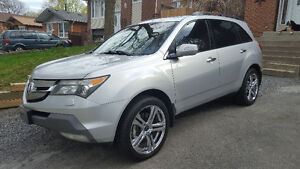 Acura mdx cert and etested. navi, back up cam, rear DVD.