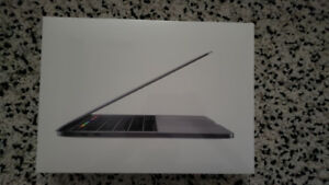 "UNOPENED 2018 13"" Touch Bar MacBook Pro for sale"