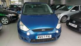 2007 FORD S-MAX TITANIUM TDCI Blue Manual Diesel NEW CLutch kit
