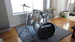Westbury Drums -- full set, ready for use.