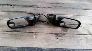 Chrysler Pacifica power mirrors