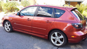 Mazda3 2004 GT Hatchback