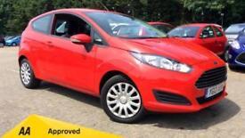 2013 Ford Fiesta 1.25 Style 3dr Manual Petrol Hatchback