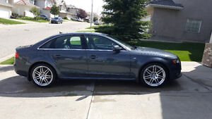 2011 Audi A4 2.0 Turbo Quattro Low KM