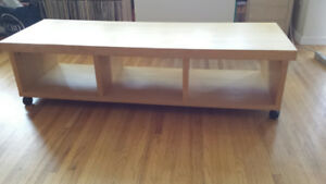 Used Coffee Table or TV stand 20$