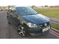 2007 Volkswagen Polo 1.8T ( 150PS ) GTi +++FULL COMPREHENSIVE SERVICE HISTORY+++