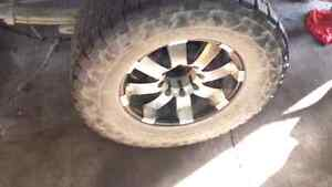 Set of used 18 inch 325's Kawartha Lakes Peterborough Area image 4