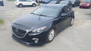 Mazda MAZDA3 4dr HB Sport GS *TOIT & NAVIGATION* 2016