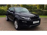2017 Land Rover Range Rover Evoque 2.0 TD4 SE Tech 3dr Automatic Diesel 4x4