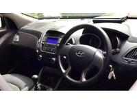 2014 Hyundai iX35 1.7 CRDi S 5dr 2WD Manual Diesel Estate