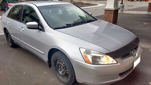 Honda Accord 2005- well maintained - Accident free- Certified