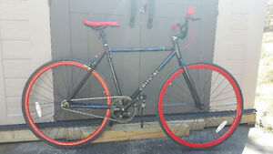 Critical Cycles Fixie