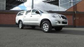2015 Toyota Hilux Active DCab Pick Up 2.5 D 4D 4WD 144 rear truckman top vat ...