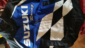 Medium Suzuki bike jacket