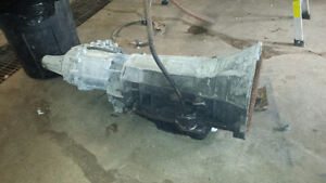 2012 Dodge Ram 1500 4x4 Transmission with diff
