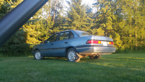 91 Ford Tempo ONLY 135XXX KM'S!!!!!!!!!