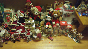Huge lot of christmas decorations!!!