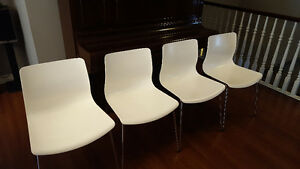 Set of 4 IKEA Dining Room Chairs Stratford Kitchener Area image 3