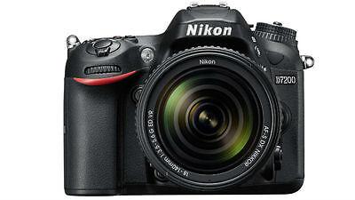 Die Nikon D7200
