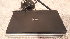 D-Link router - works perfectly