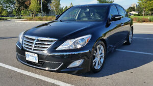 2012 Hyundai Genesis w/Technology Pkg Sedan