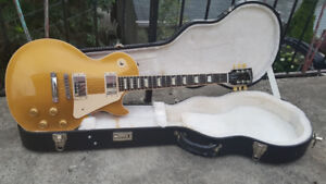 2011 Gibson Les Paul Traditional Goldtop w/OHC