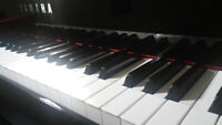 Piano Lessons In Your Home - Markham, North York/Richmond Hill