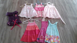 Robes 4-5 ans